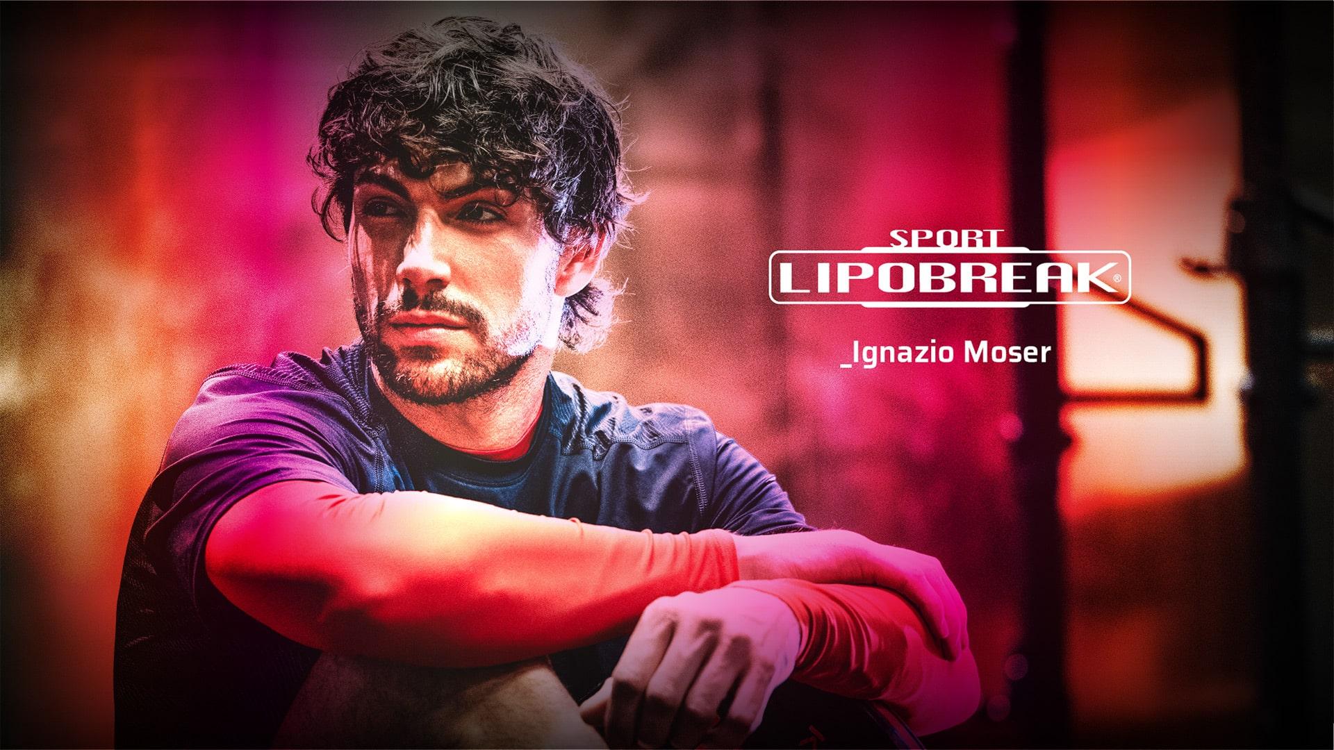 Ignazio Moser per Lipobreak